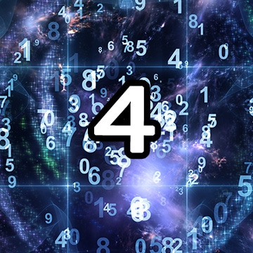Numerology of 4 as it relates to 2020