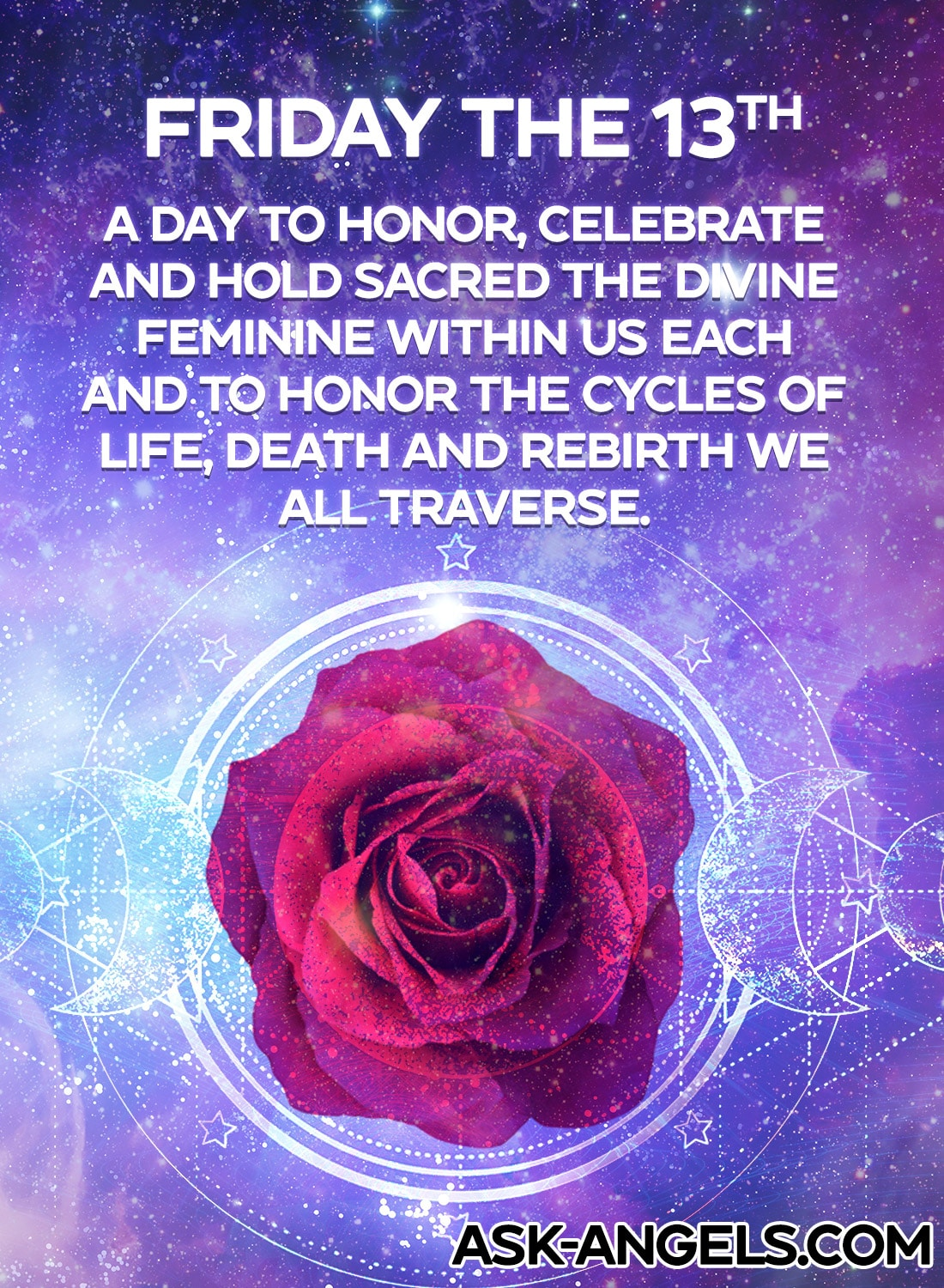 Friday the 13th and the Divine Feminine